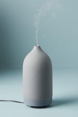 Vitruvi Charcoal Stone Essential Oil Diffuser Anthropologie