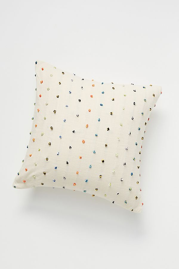 Slide View: 1: Chroma Knot Pillow