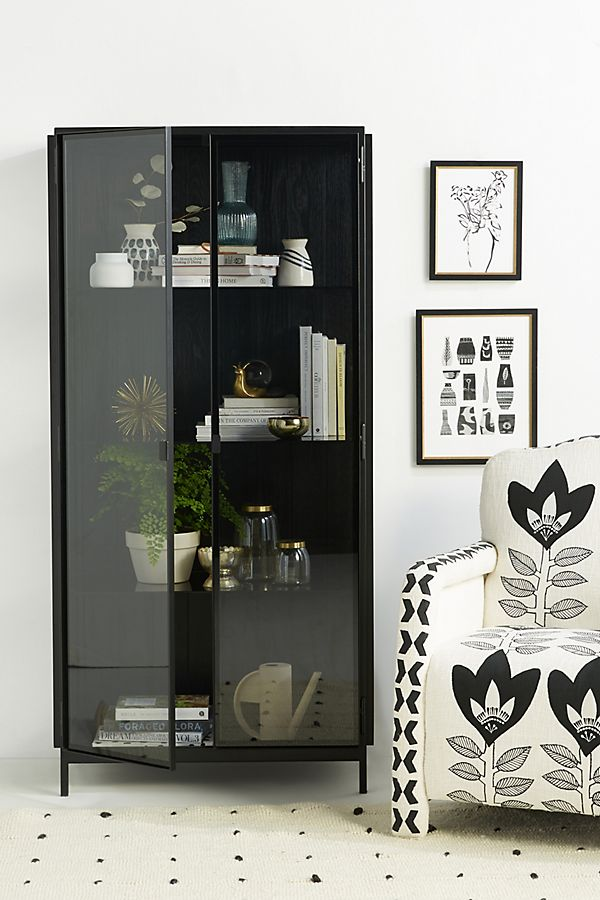Slide View: 1: Anders Storage Cabinet