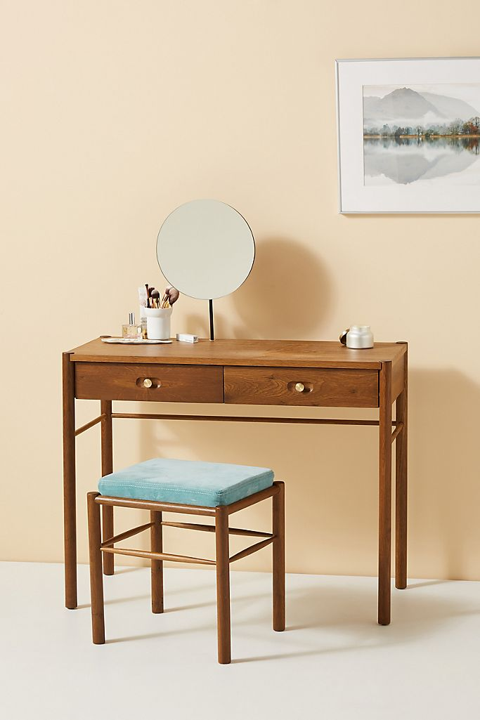 Bernadette Makeup Vanity Anthropologie