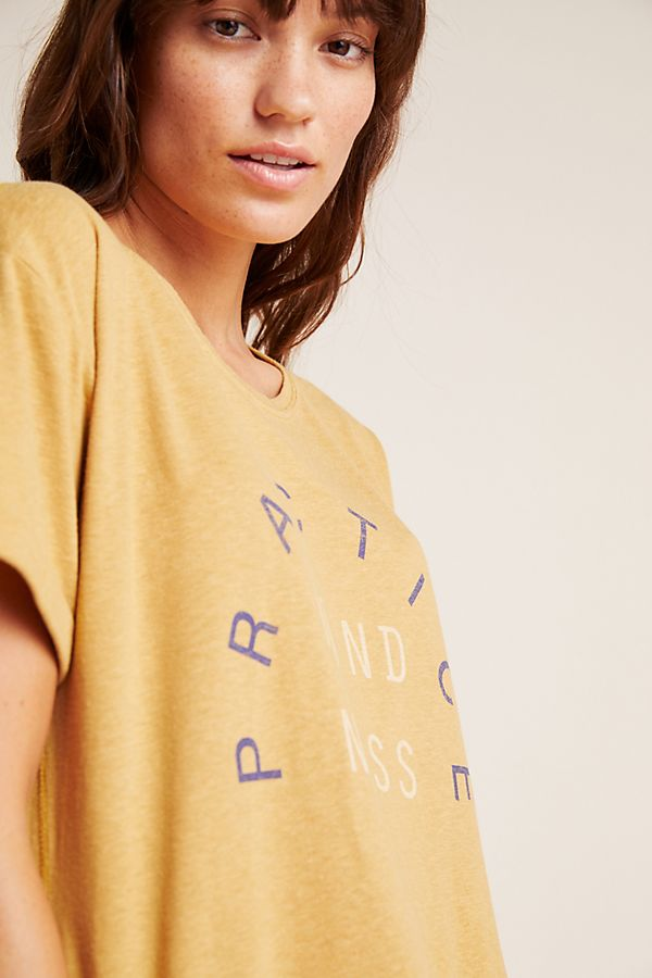 Slide View: 1: Practice Kindness Graphic Tee