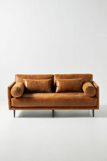 Ella Leather Sofa
