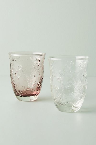 Camella Juice Glasses, Set of 4