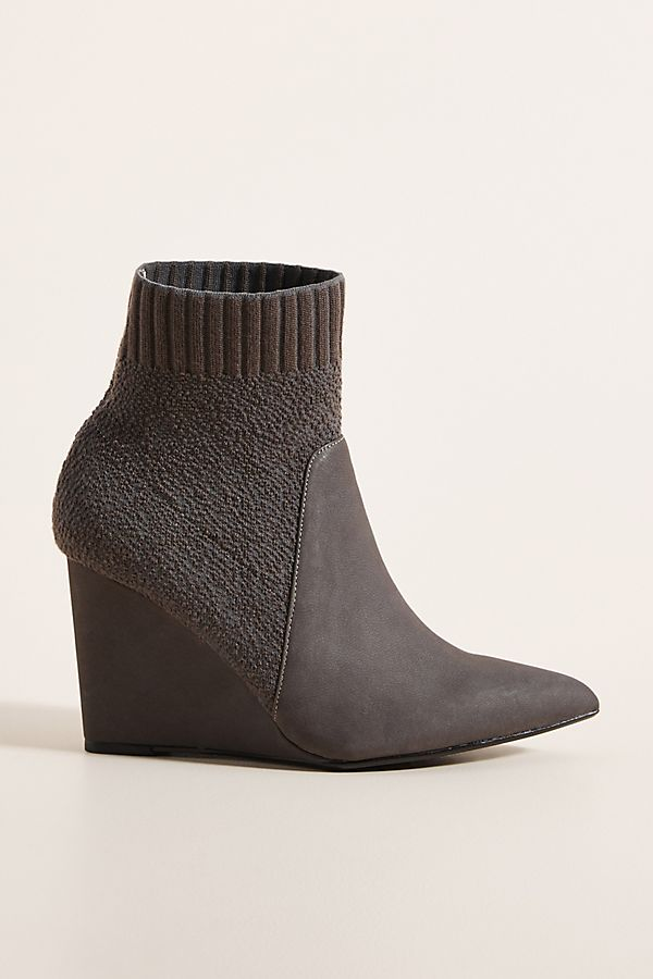 Cecelia New York Renata Wedge Boots by Cecelia New York