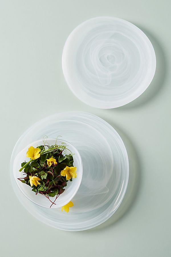 Slide View: 1: Juliet Dinner Plates, Set of 4