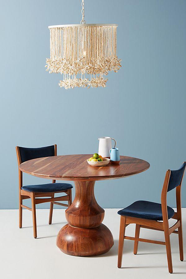 Slide View: 1: Jori Pedestal Dining Table