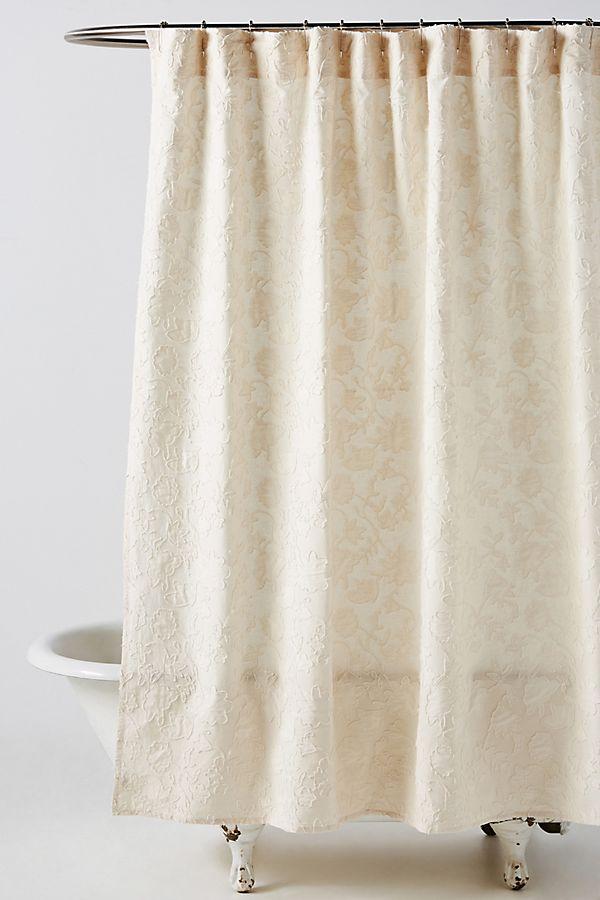 Slide View: 1: Emelia Shower Curtain