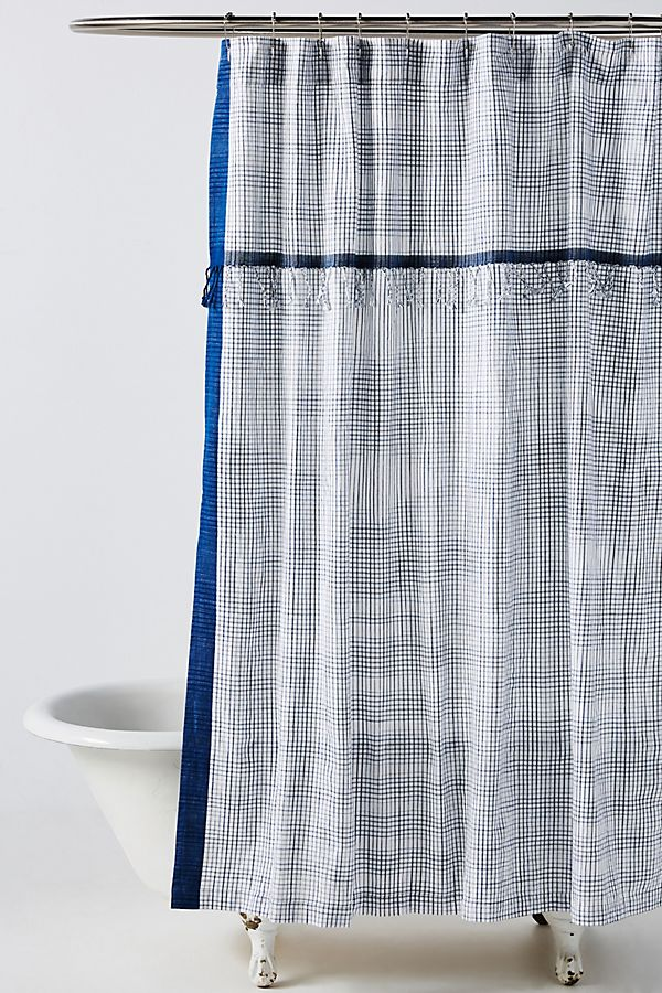 Slide View: 1: Savon Shower Curtain