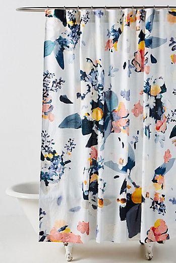 Boho Shower Curtains Anthropologie