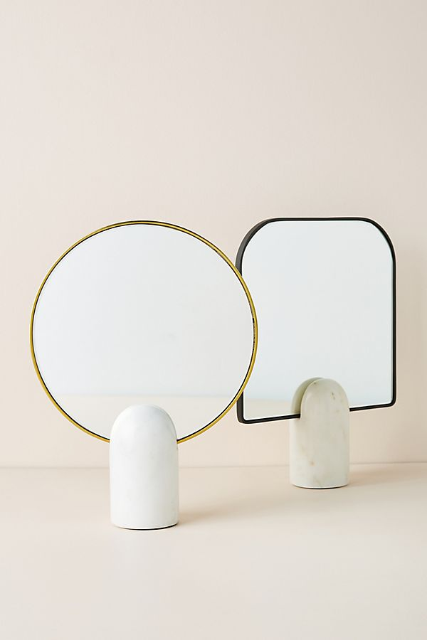 Slide View: 1: Pandora Tabletop Vanity Mirror