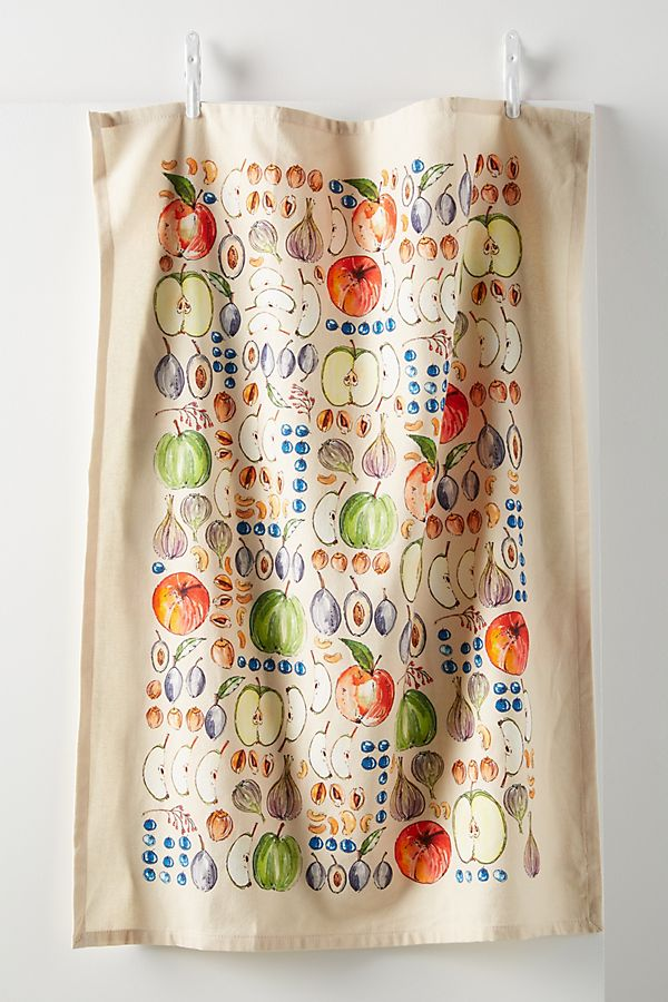 Slide View: 1: Peggy Dish Towel