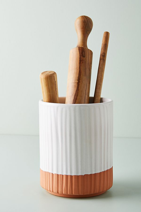 Slide View: 1: Colori Utensil Jar