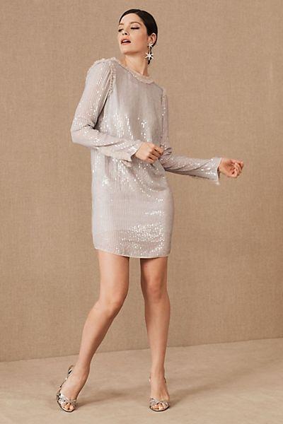 Needle & Thread Shimmer Dress #1