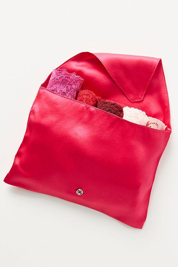 Slide View: 1: Cosabella Comfie Lace Thong Set