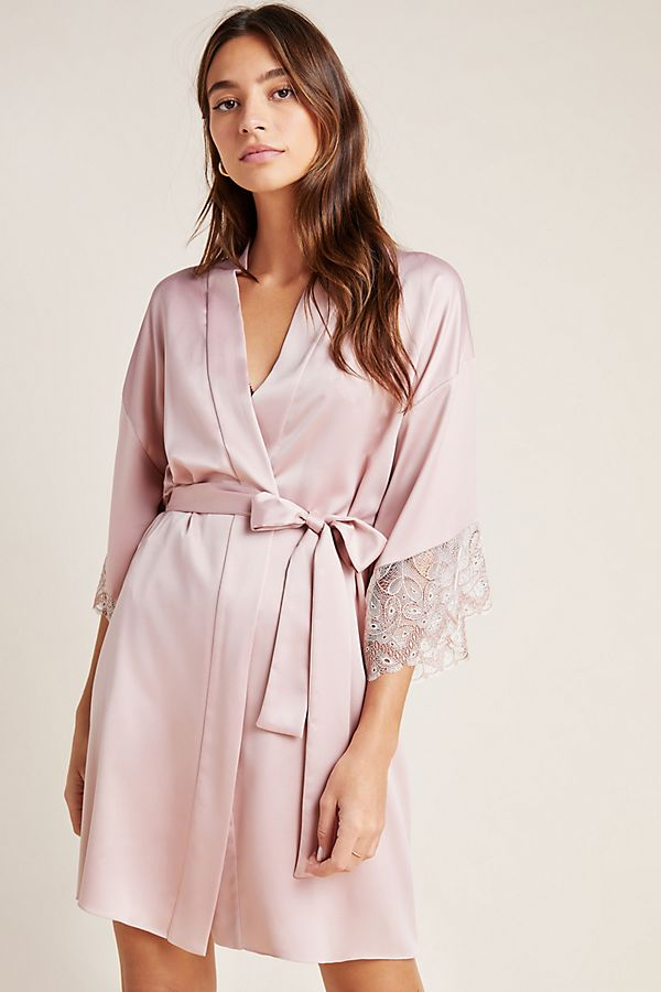 Slide View: 1: Flora Nikrooz Ada Lace Robe