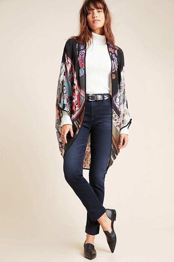 Slide View: 1: Shara Kimono