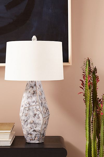 Moonstone Table Lamp