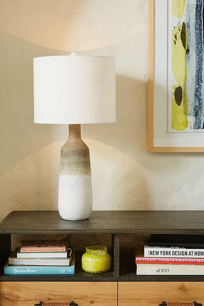 Juneau Table Lamp Anthropologie