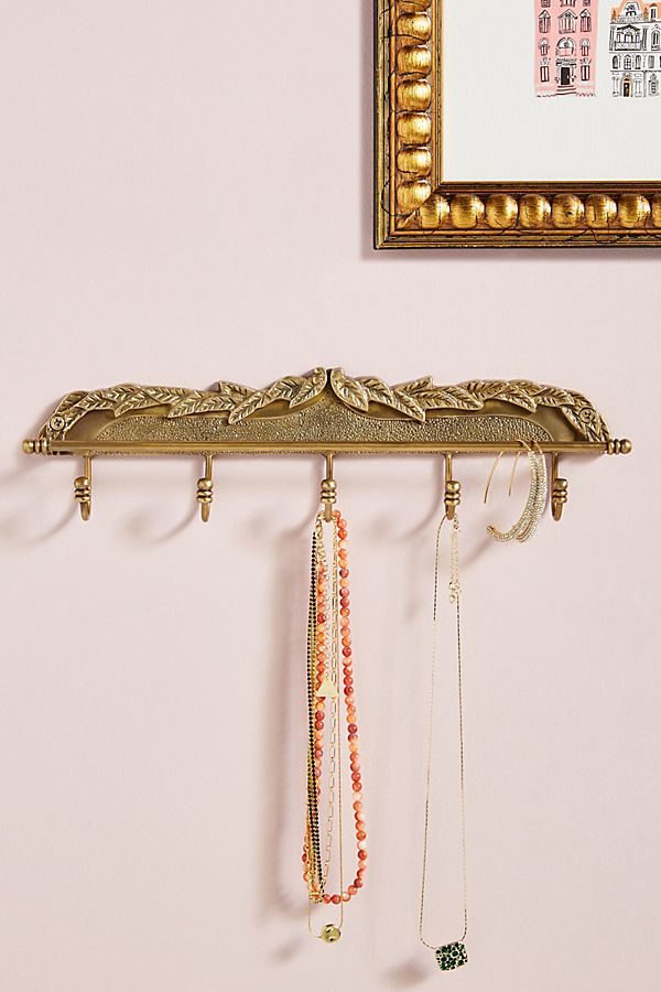 Slide View: 1: Cecily Jewelry Organizer