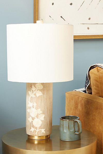 Danika Inlay Lamp Base