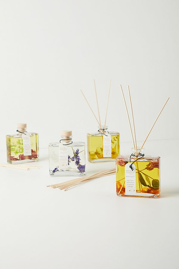 Slide View: 1: Botanical Reed Diffuser