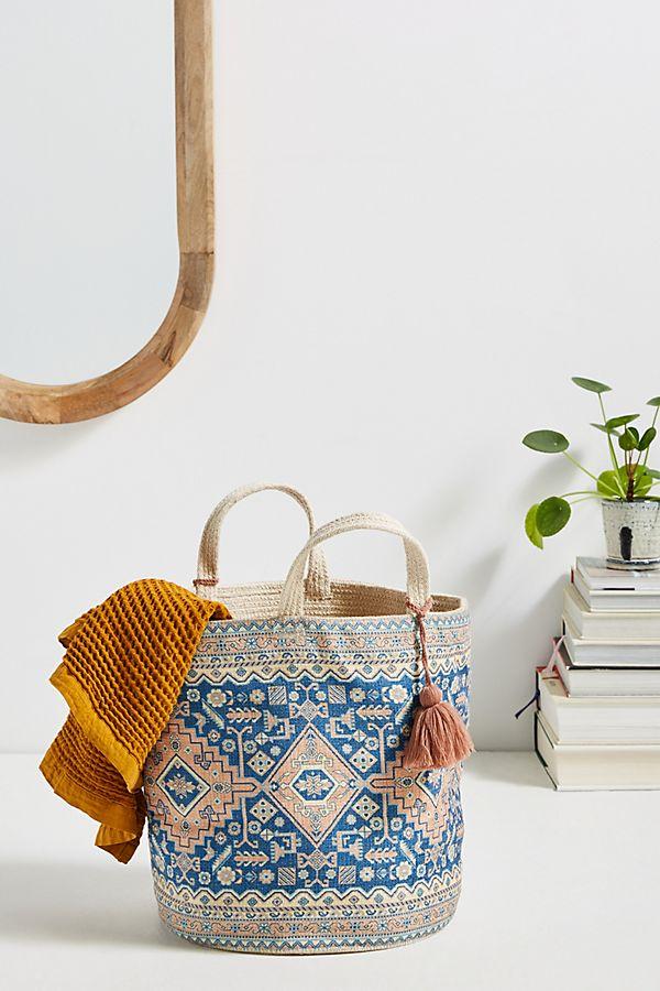 Slide View: 1: Kabi Printed Basket
