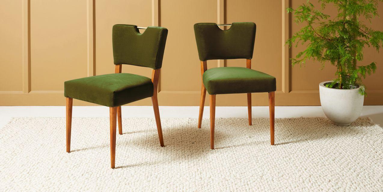 Swell Wyatt Dining Chair Unemploymentrelief Wooden Chair Designs For Living Room Unemploymentrelieforg
