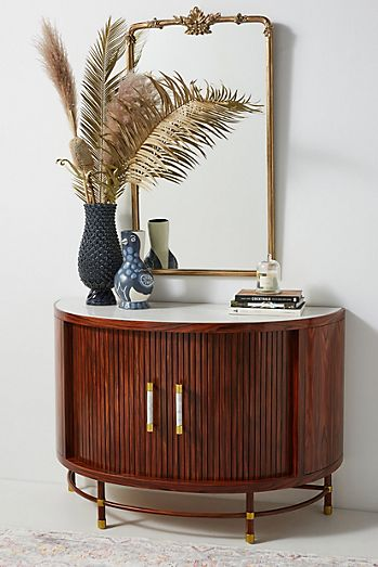 Small Bedroom Dressers & Consoles | Anthropologie
