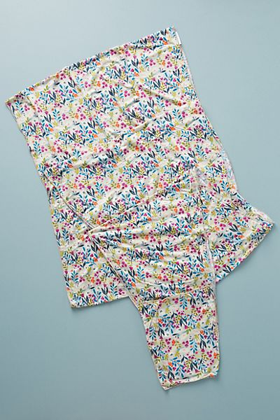 Solly Floral Baby Wrap
