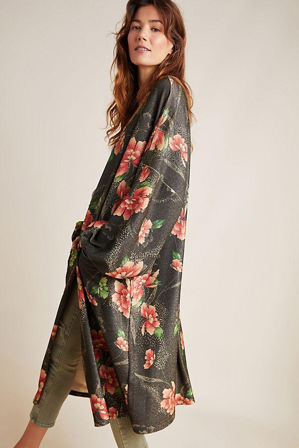 Slide View: 1: Traffic People Anya Duster Kimono
