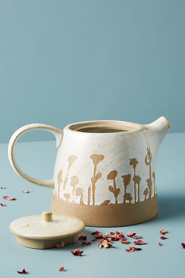 Slide View: 1: Herbiflora Teapot