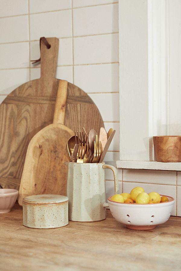 Slide View: 4: Ventura French Butter Keeper
