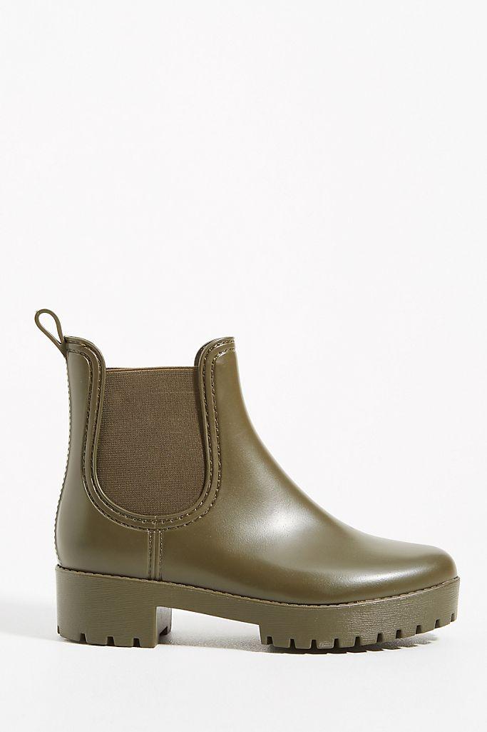 Jeffrey Campbell Chelsea Rain Boots Anthropologie