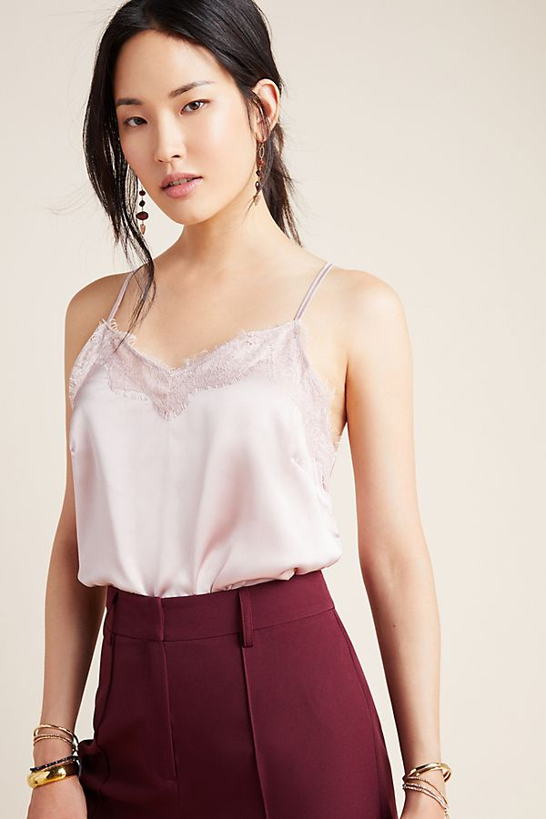 Slide View: 1: Mirabel Lace Cami