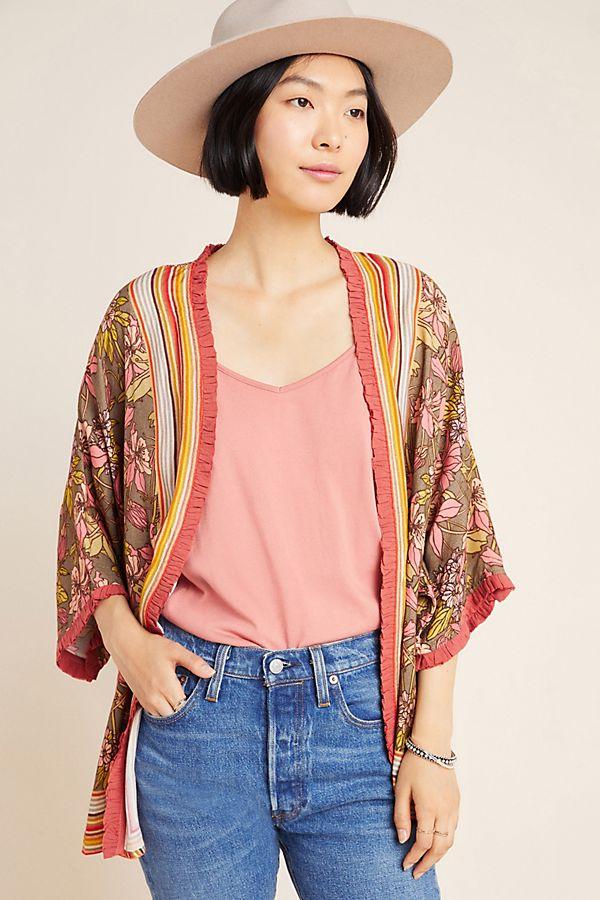 Slide View: 1: Cleo Kimono