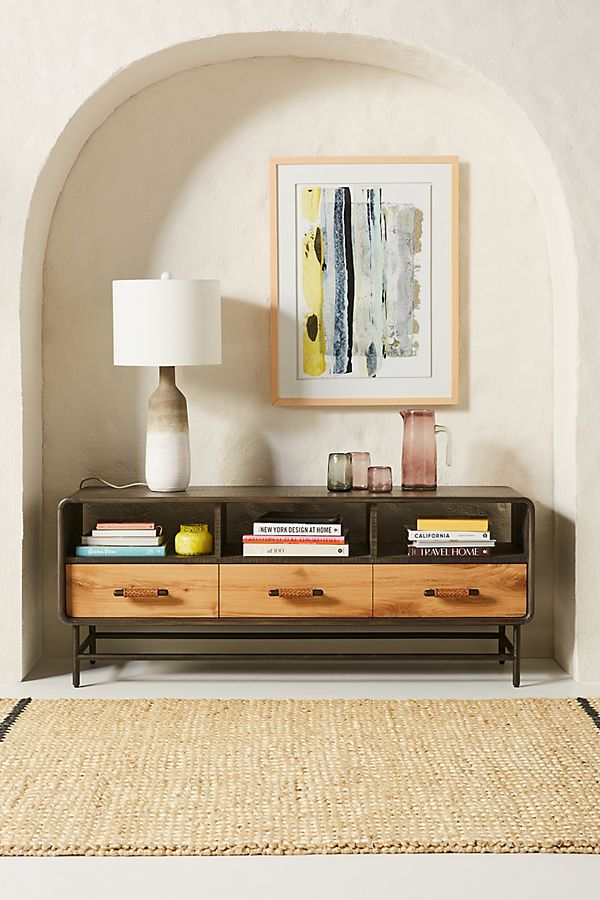 Slide View: 1: Bobbin Media Console