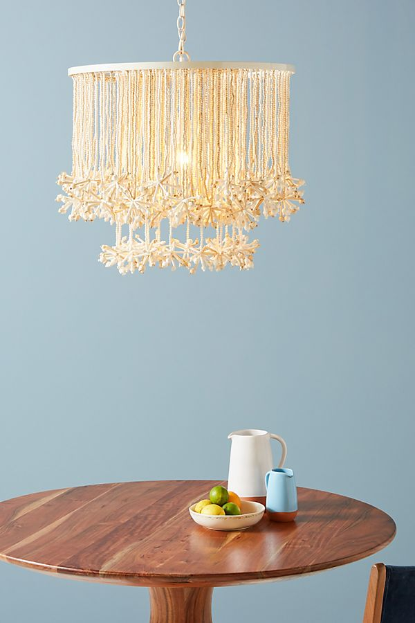 Slide View: 1: Canyon Beaded Chandelier