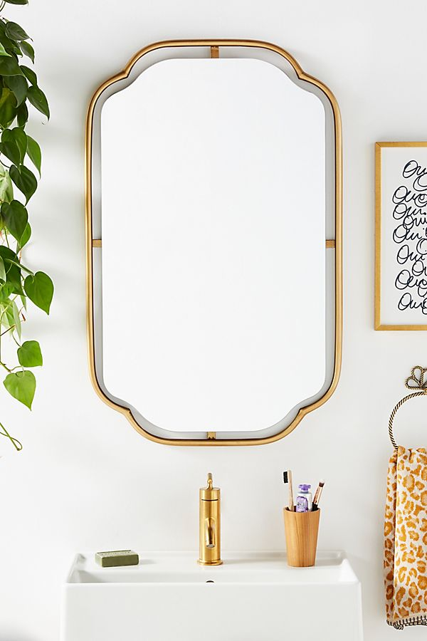 Slide View: 1: Perla Mirror