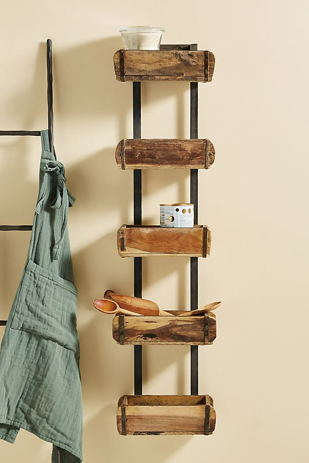 Slide View: 1: Ryan Wall Rack