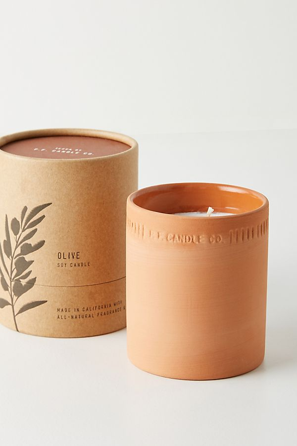 Slide View: 1: P.F. Candle Co. Terra Candle