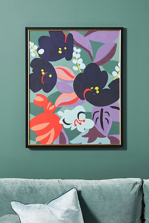 Slide View: 1: Late Spring Wall Art