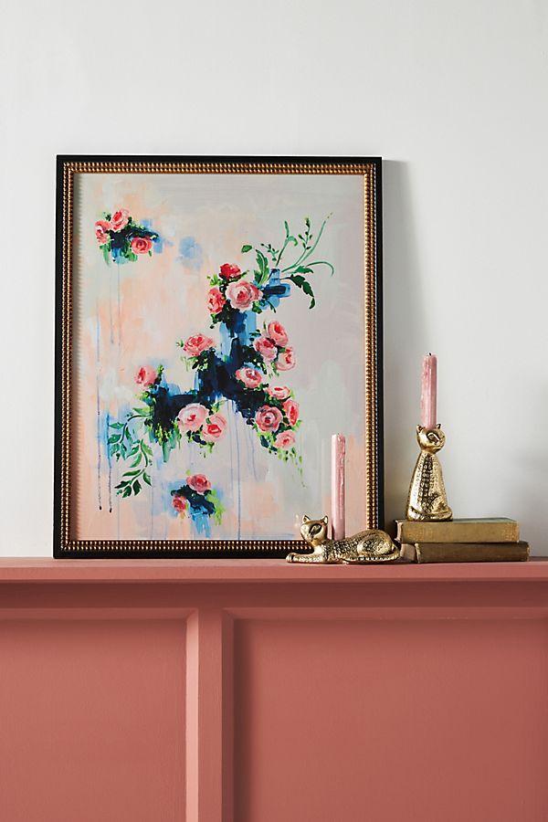 Slide View: 1: Full Bloom Wall Art