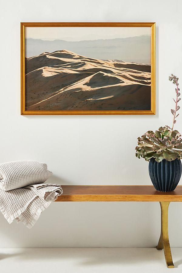 Slide View: 1: Dunes Wall Art