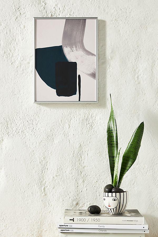 Slide View: 1: Minimalist Painting Wall Art