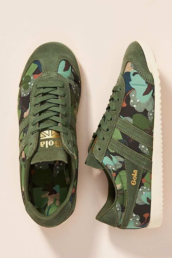 Slide View: 1: Gola Leaf Sneakers