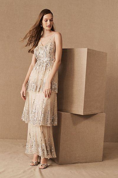 Aidan Mattox Lucrezia Dress