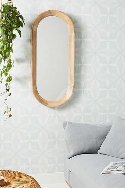 Oscar Oval Mirror