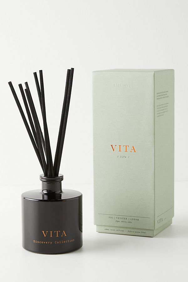 Slide View: 1: Vancouver Candle Co. Reed Diffuser