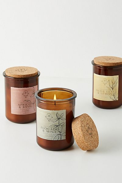 Good Natured Soy Jar Candle