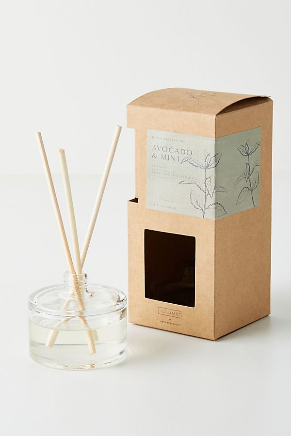 Slide View: 1: Good Natured Soy Reed Diffuser